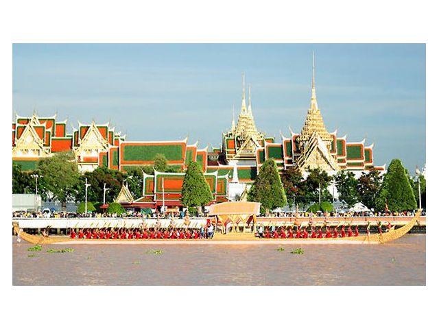 Достопримечательность 'Большой Королевский дворец' Бангкок