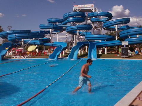 Аквапарк в Италии  – идеальное место для семейного отдыха