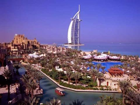 Дубаи это истинный центр ОАЭ