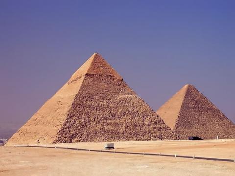 Египет пирамиды - семейный отдых