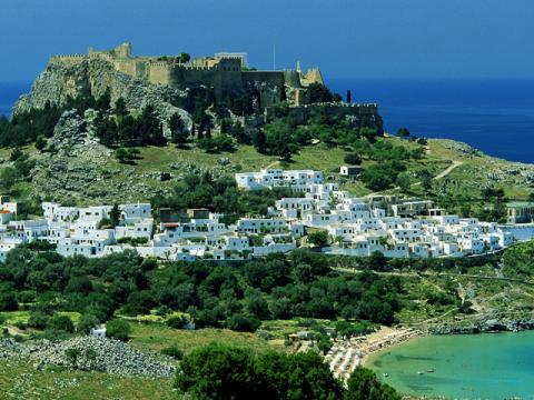 Пенсионерам будут интересны экскурсии на Греческие острова