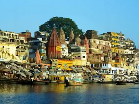 Индия очень контрастная и неповторимо красивая страна.