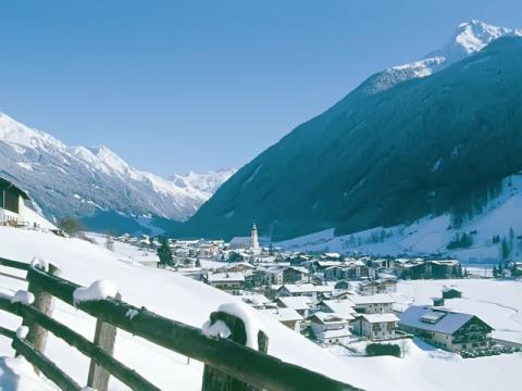 Австрийский горнолыжный курорт Нойштифт