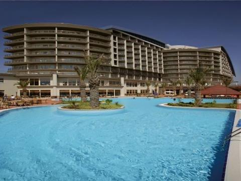 Стоящий внимания все включено отель 5* Liberty Hotels Lara