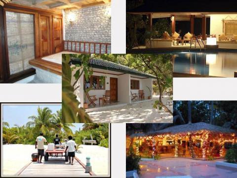 Мальдивы отели 3 звезды