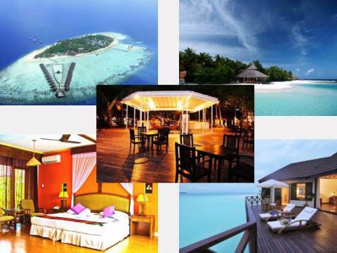 Мальдивы, отели 4 звезды