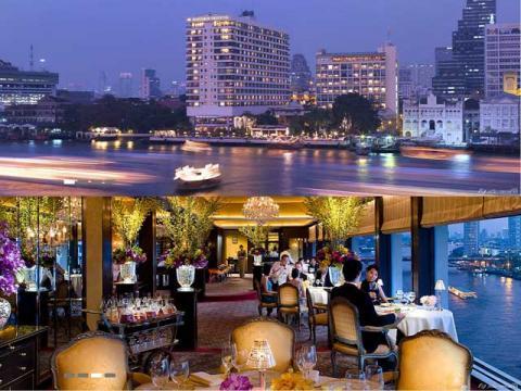 Mandarin Oriental, Bangkok Luxury Resort
