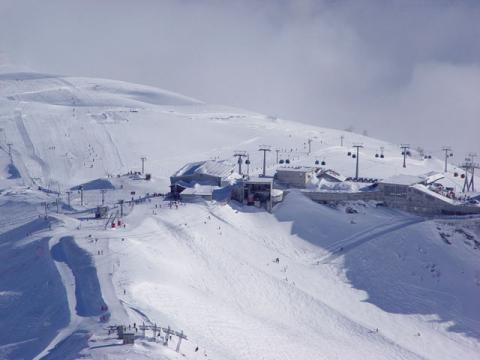 На Швейцарском горнолыжном курорте Кран-Монтана вы найдете отличные спуски для вас и ваших детей