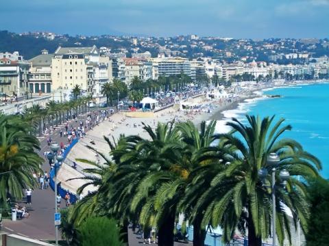 Туры в Ниццу – столицу Лазурного берега ежегодно совершают сотни туристов