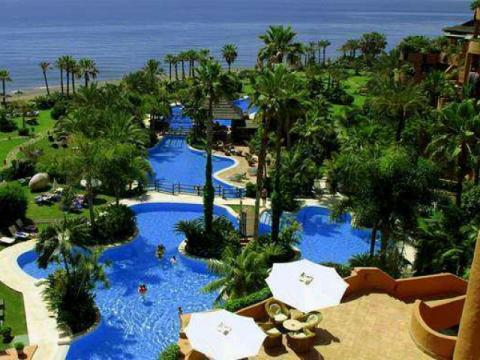 Отдых с детьми в Испанском отеле