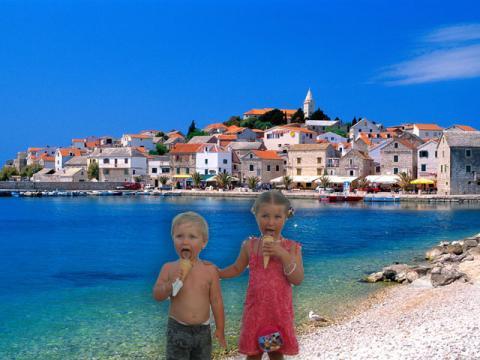 Отели Хорватии для отдыха с детьми