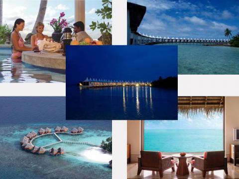 Отели Мальдивы 5 звезд