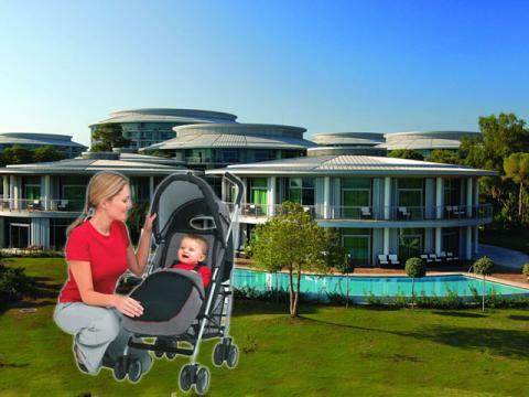 Отели Турции для отдыха с маленькими детьми