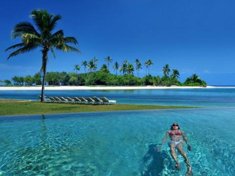 Багамские острова, место для фантастического релакса и романтики