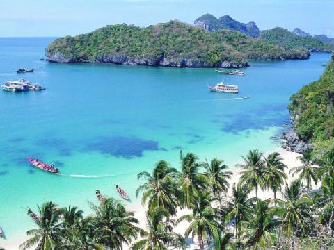 Таиланд отдохнуть вдвоем на пляже