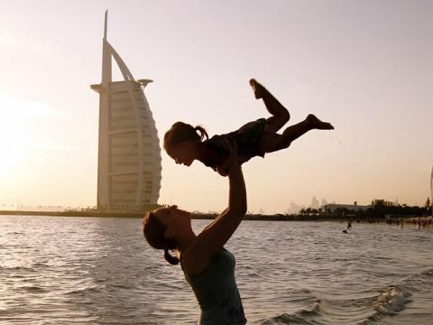 ОАЭ одно из лучших в мире мест для отдыха с детьми