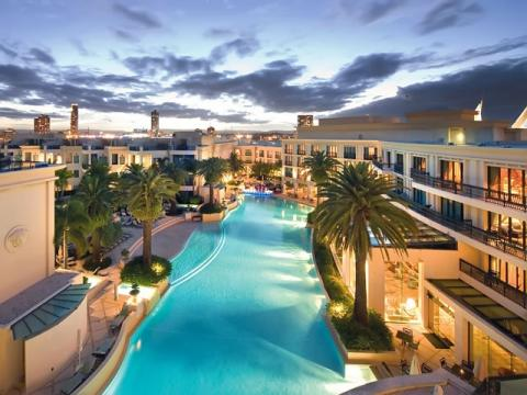 В хорошем египетском отеле Все включено это не только питание но и качество отеля.