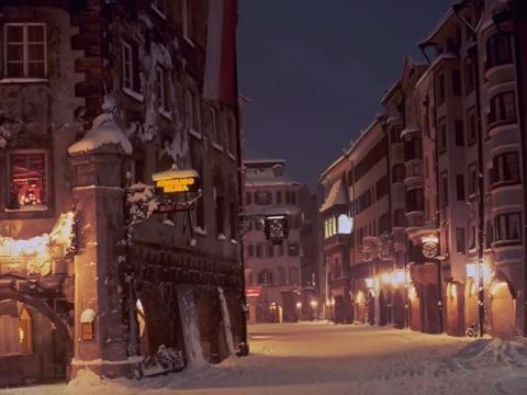 Зимняя сказка в Инсбруке