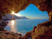 Лазурный морской берег Франции, это не просто замечательное, а фантастическое место для отдыха.