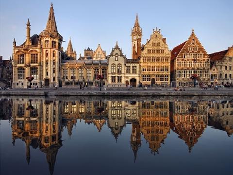 Бельгия это туристическая европейская сказка