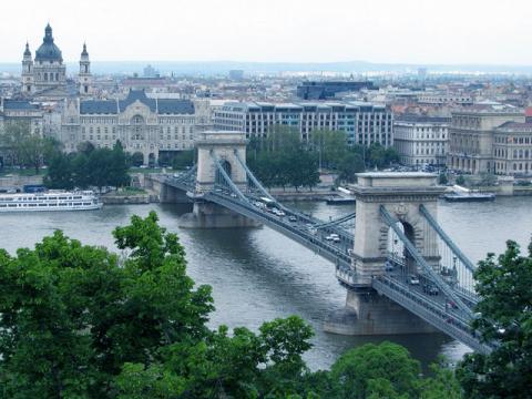 Столица Венгрии Будапешт во всей своей красе