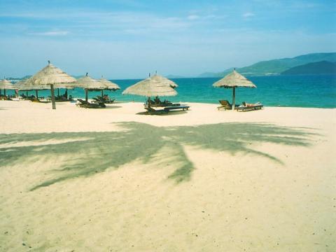 Во Вьетнаме достаточно хорошо оборудованных пляжей