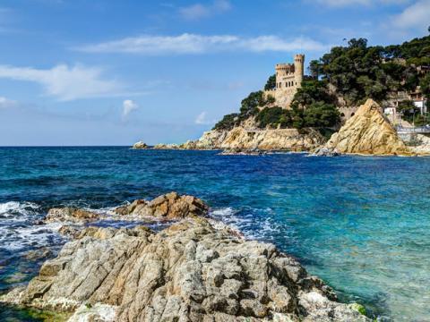 Коста-Брава красивейшее место и отличный курорт в Испании