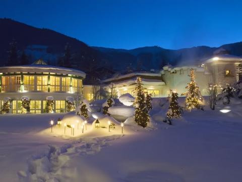 Зимний отдых на курорте Цель ам Зее