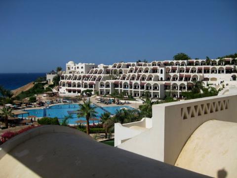 Один из лучших отелей в Шарм Эль Шейхе
