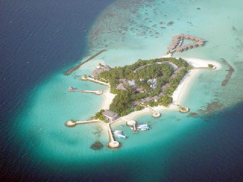 Место на Мальдивах, куда можно купить путевку на двоих