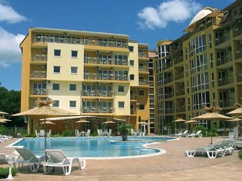 Работающий по системе все включено отель Joya Park Hotel в Болгарии