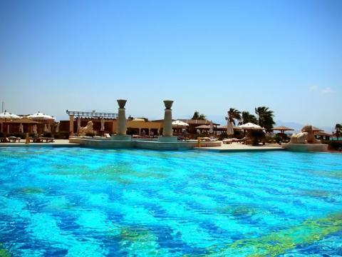 Отели египетского курорта Сафага очень хороши для отдыха