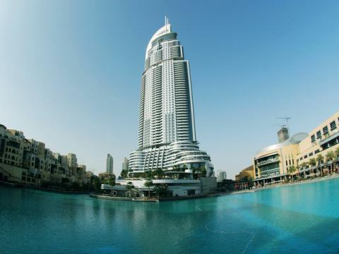 Дубай очень популярен у тех, кто подпирает турпутевки в ОАЭ