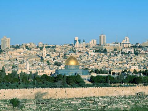 Поездка в Иерусалим обязательно входит в экскурсию по Израилю
