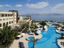 Один из лучших отелей на берегу моря в Иордании