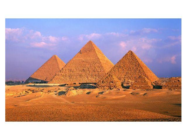 Достопримечательность 'Пирамиды в Гизе' Каир
